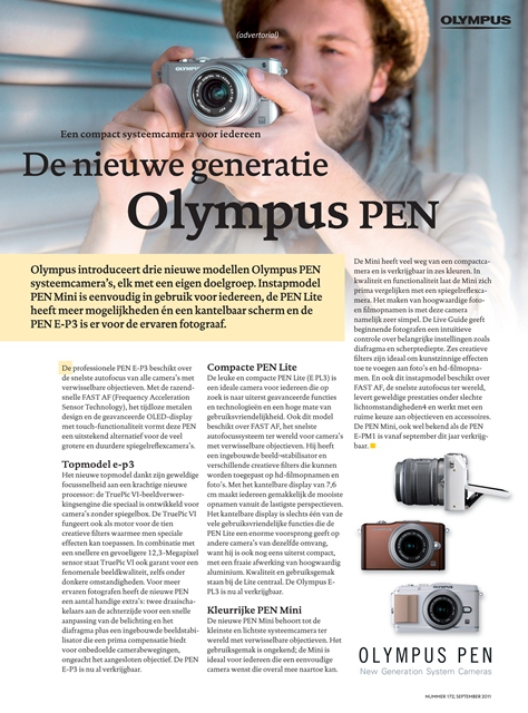 D172-51 Advertorial OLYMPUS